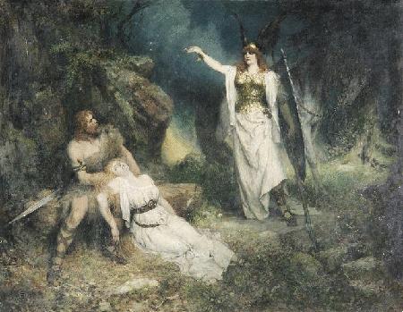 Siegmund und Sieglinde