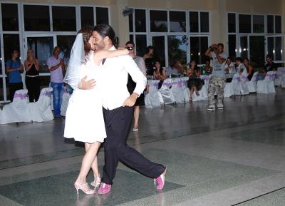 Brauttanz, Havanna, Kuba
