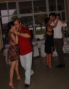 Tanzpaare, Havanna, Kuba