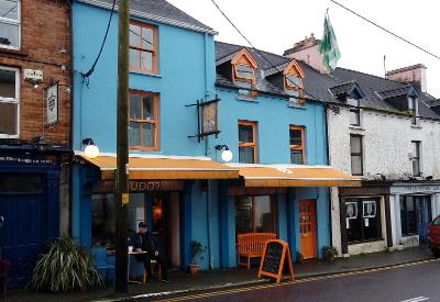 Budd`s Restaurant, Ballydehob, Irland