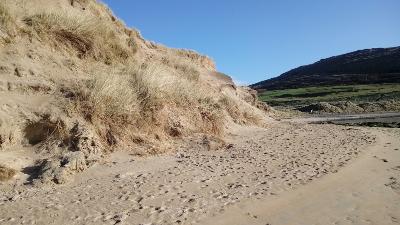 Barleycove, Strand auf der Mizen Halbinsel, Irland