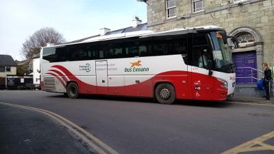 Bus Ēireann, Schull, West Cork, Irland