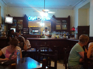 Cafe Paris, Havanna, Kuba