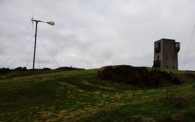 Leacon Signal Tower, Mizen Peninsula
