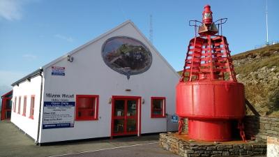 Mizen Head Signal Station, Visitor Centre, Irland