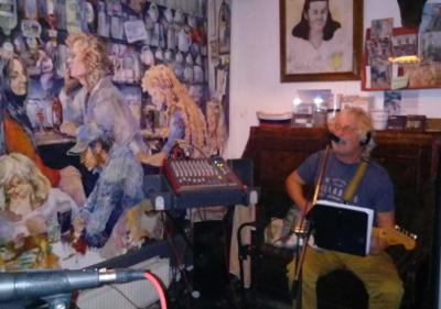 Pub Music Hackett's Bar, Schull, Irland