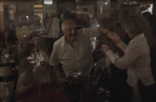 "Pub Music im Pub ""The Black Sheep"" in Schull, Irland"