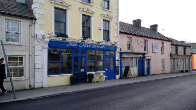 Main Street, Schull, Irland
