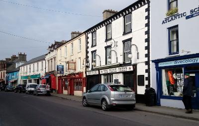 Main Street, Schull, West Cork