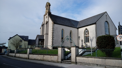 St. Mary`s Church, Schull, West Cork, Irland