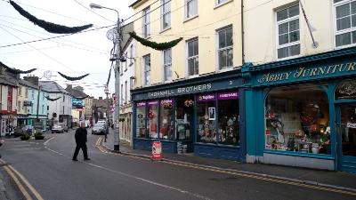 High Street, Skibbereen, Irland