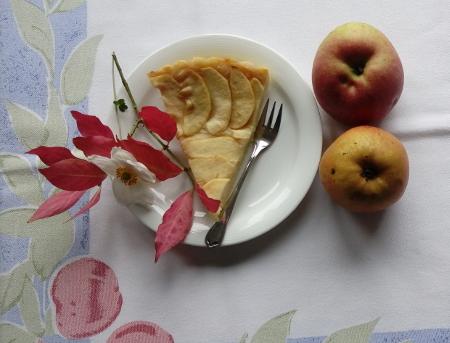 Tarta de Manzana - Apfelkuchen aus Spanien