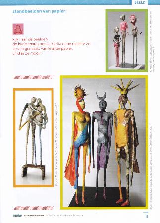 Skulpturen >Xenia Marita Riebe