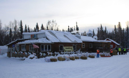 Central - Yukon Quest Checkpoint