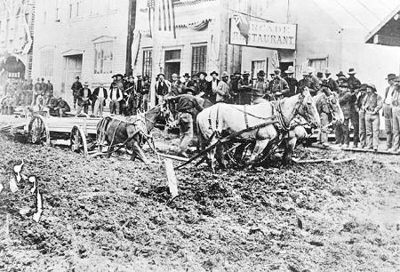 Frontstreet Dawson City