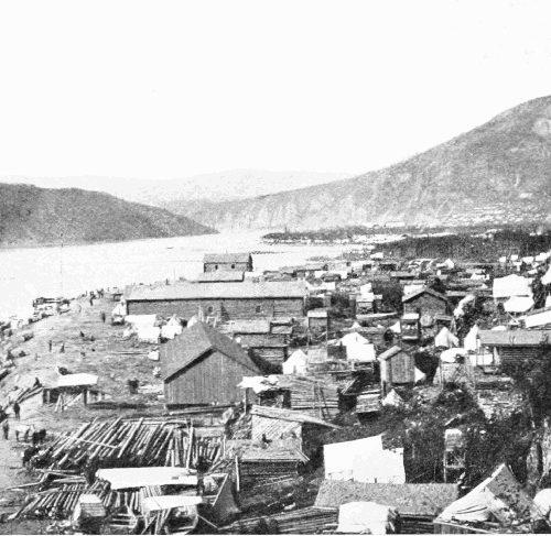 Dawson City, 1898