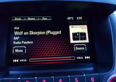 """Bap """"Wolf un Skorpion"""""""
