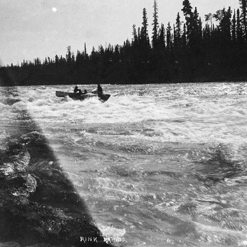 Rink Rapids, Yukon River, 1898