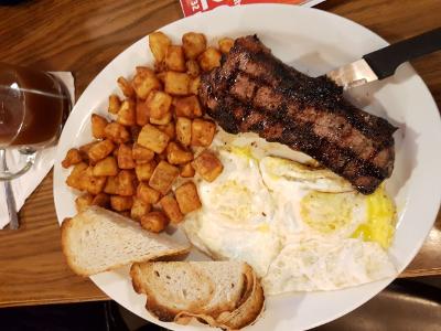 Breakfast Gold Rush Inn