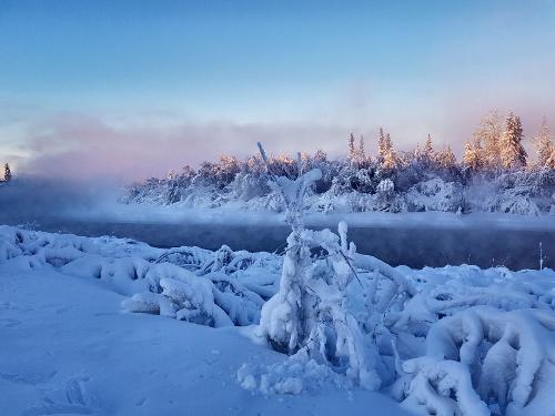 Chena River, Fairbanks Alaska