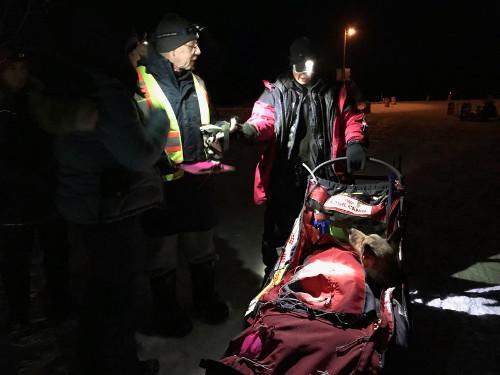 Laura Neese, Yukon Quest 2018