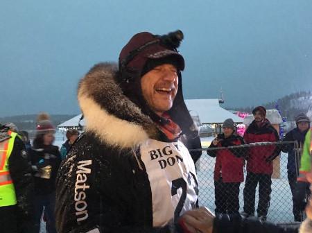 Allen Moore Yukon Quest Champion 2018
