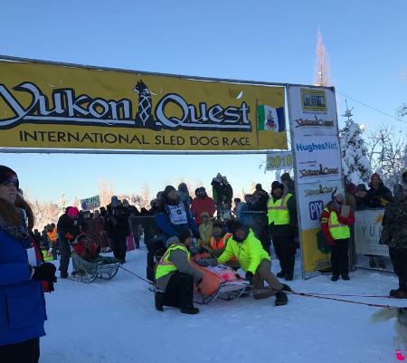 Start Yukon Quest 2018