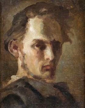 Selbstbildnis Théodore Géricault