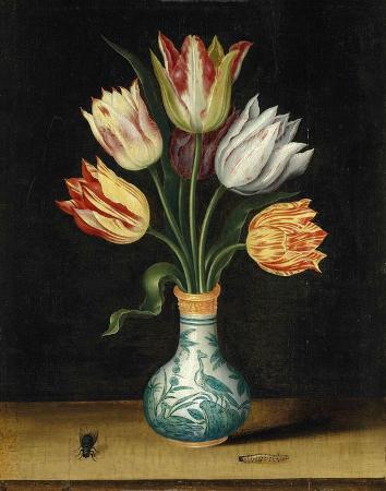 Semper Augustus, Gemälde von Ambrosius Bosschaert d. Ä.
