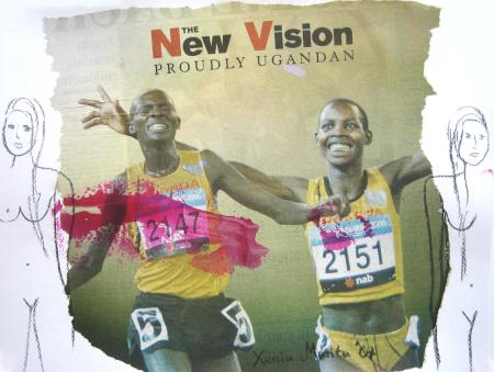 World Press Blatt Kenia