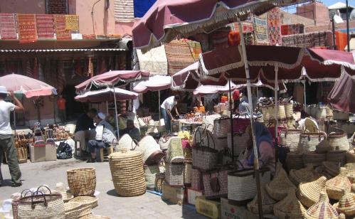 Markt in Hurghada
