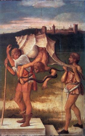 Neid - Giovanni Bellini (1432 - 1516)