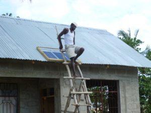 Eazy's solar panel