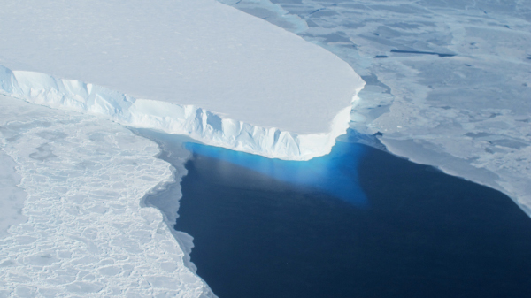 Twaits Glacier