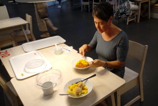 Essen bei IKEA Kaarst